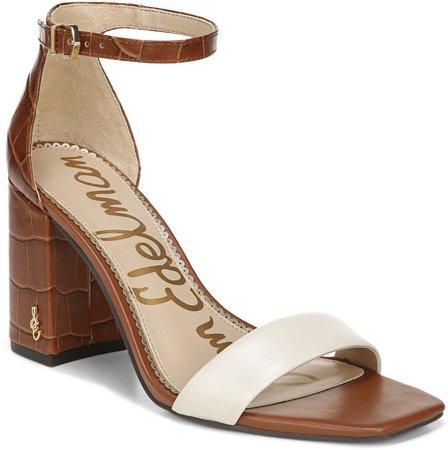 Daniella Ankle Strap Sandal