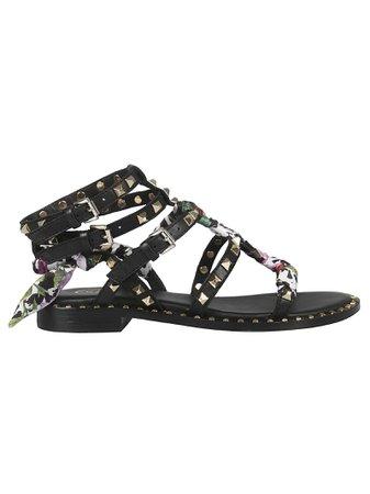 Ash Strappy Sandals