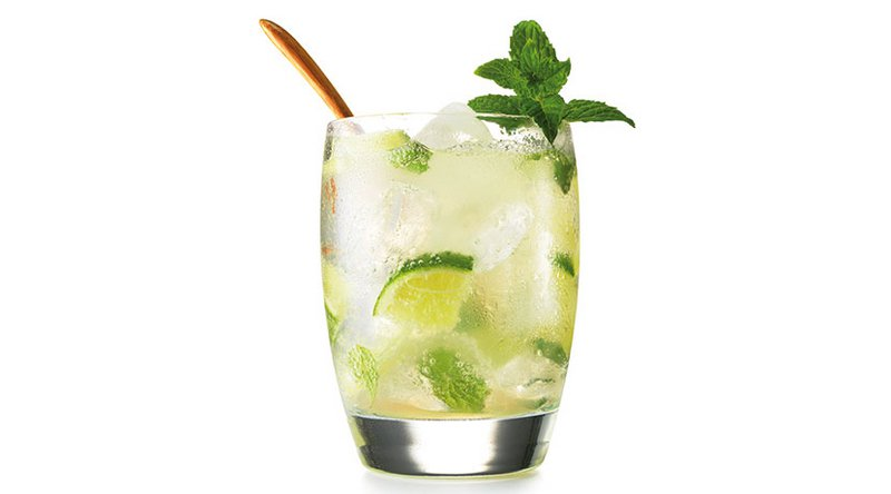 iSi – Sparkling Mojito – a cocktail classic