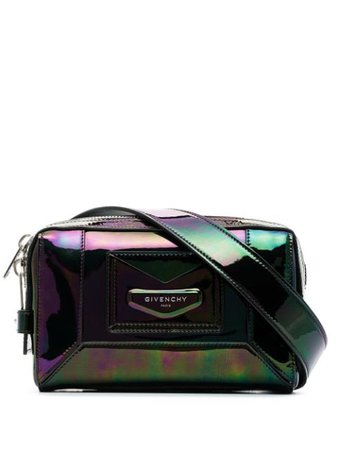 Givenchy Iridescent Belt Bag BKU002K0Q7 | Farfetch
