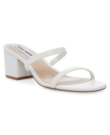 Steve Madden Women's Issy Slide Sandals & Reviews - Sandals & Flip Flops - Shoes - Macy's