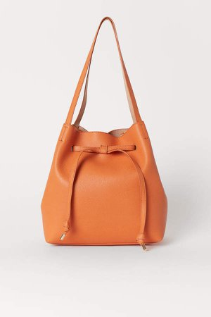 Bucket Bag - Orange
