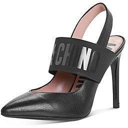 Women's Logo Slingback Pumps