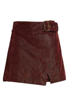 Free People Ari Wrap Skirt   Nordstrom