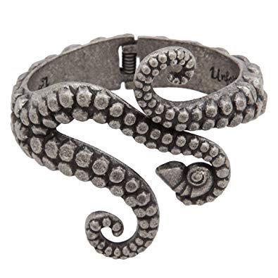 Ursula Tentacles & Shell Bracelet