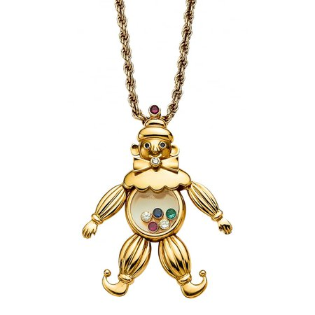 clown necklace - Google Search