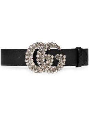 Gucci embellished belt