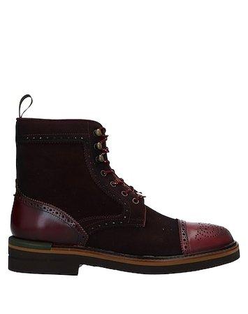 Brimarts Boots - Men Brimarts Boots online on YOOX United States - 11909649SP