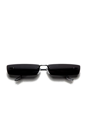 PHILÓ Lara Square-Frame Sunglasses