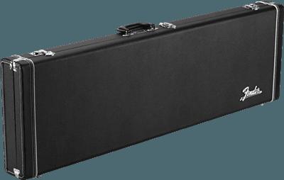 Fender guitar case Classic Series - Mustang® / Duo Sonic ™, negro