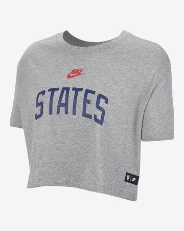 U.S. Women's Soccer T-Shirt. Nike.com