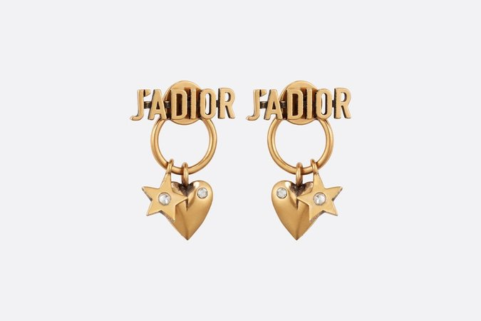 J'Adior earrings - Fashion Jewellery - Women's Fashion | DIOR
