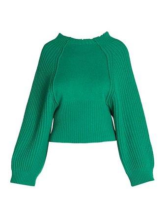 Stella McCartney Cashmere & Wool Sweater | SaksFifthAvenue