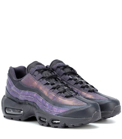 Air Max 95 leather sneakers