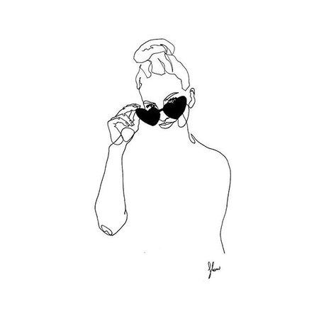 girl lines