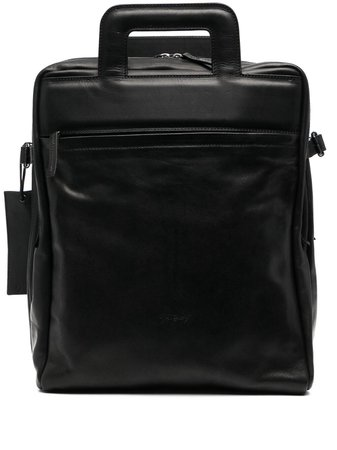 Marsèll multiple-pocket leather backpack - FARFETCH