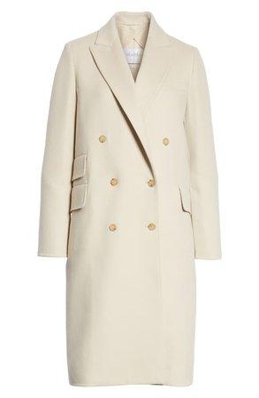 Max Mara Armonia Wool & Cashmere Coat | Nordstrom