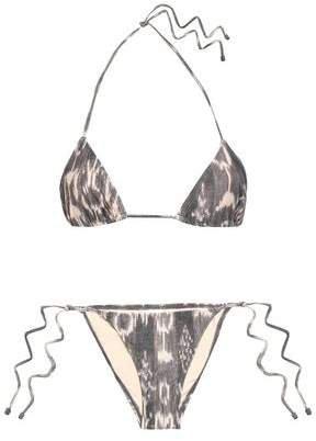 Tali Printed Halterneck Bikini