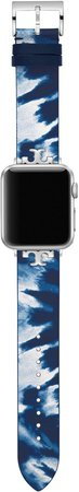 The Tie Dye Leather Strap for Apple(R) Watch, 38mm/40mm