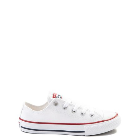 Converse Chuck Taylor All Star Lo Sneaker - Little Kid - White | Journeys