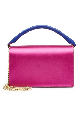 Soiree Crossbody Satin Bag Gr. One Size