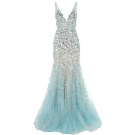 Jovani Couture Dress