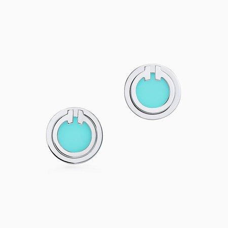 Tiffany T Earrings for Women: Studs, Hoops & More | Tiffany & Co.