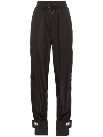 Off-White high-waisted track pants £500 - Shop Online - Fast Global Shipping, Price