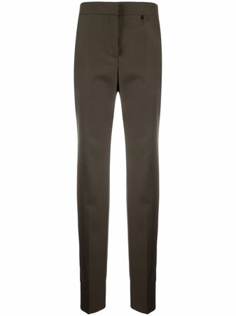 Givenchy slim-cut high-waisted trousers - FARFETCH