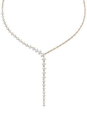 Melissa Kaye Aria Cascade Necklace