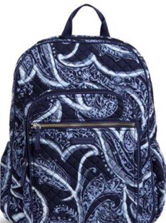 Vera Bradley Medallion Backpack