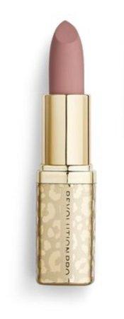 Makeup Revolution New Neutral Satin Matte Lipstick