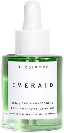 Emerald + CBD Glow Oil