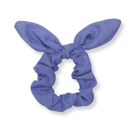 Denim on Denim Scrunchie Set – Brooklyn & Bailey