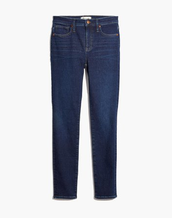 Plus Mid-Rise Skinny Jeans in Orland Wash: TENCEL Denim Edition