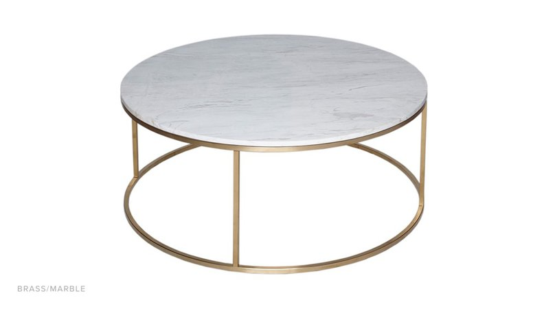 Kentish Circular Coffee Table