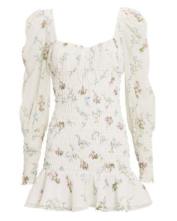 Dixon Floral Mini Dress