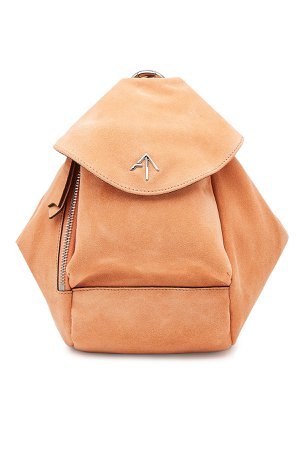 Micro Fernweh Suede Backpack Gr. One Size
