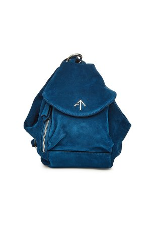 Mini Fernweh Suede Backpack Gr. One Size