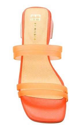 Hamuera Vinyl Sandals by Miista | Moda Operandi