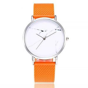 COLORIE - LUXURY FASHION CASUAL ORANGE QUARTZ WATCH