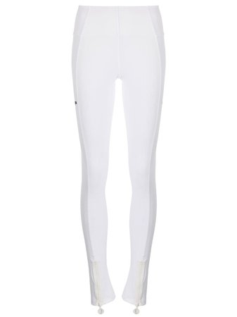 Off-White Split Leg Leggings