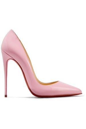 Christian Louboutin | So Kate 120 patent-leather pumps | NET-A-PORTER.COM