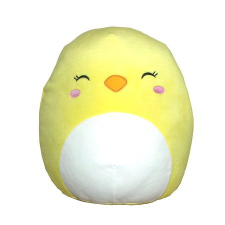 Kellytoy Squishmallows Easter Themed Pillow Plush Toy (Chick, 13 inches) - Walmart.com