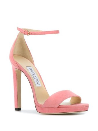 Jimmy Choo Misty 120 sandals $750 - Buy Online AW19 - Quick Shipping, Price