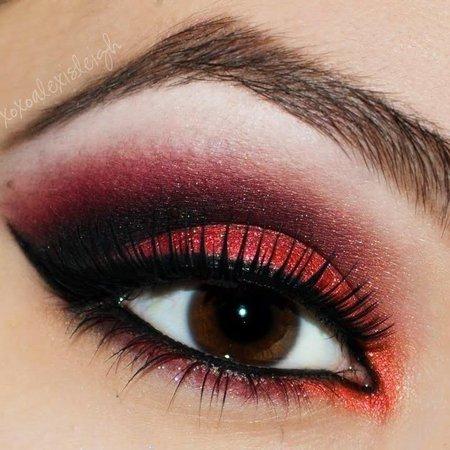 Eyeshadow, Makeup, Beauty