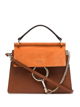 Chloé Small Faye top-handle Bag - Farfetch