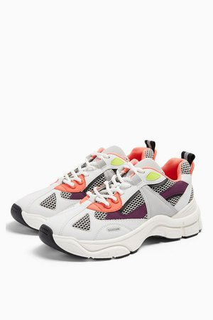CAMBER Chunky Sneakers | Topshop