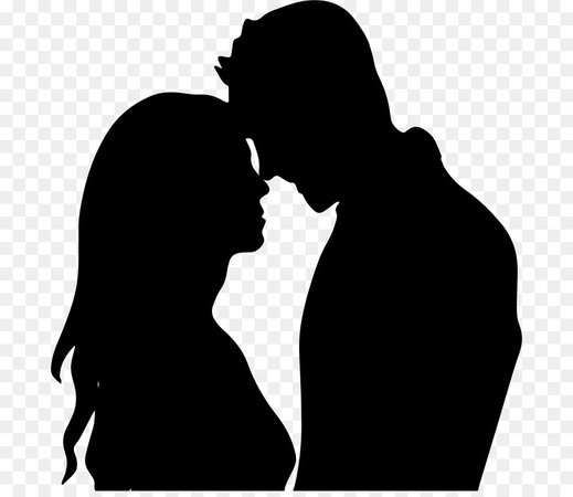 Collection of 'Kissing silhouette clip art'. Download more than 30 images of 'Kissing silhouette clip art'