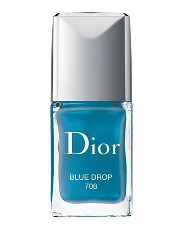 Dior Limited Edition, Blue Drop